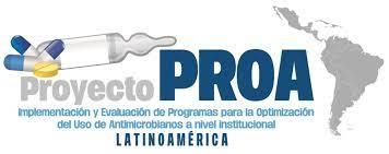 Compartimos el trabajo publicado Proyecto PROA – LATINOAMERICA «Implementación y evaluación de Programas para la Optimizacion del uso de antimicrobianos en Unidades de Cuidados Intensivos de Adultos de Latinoamerica»